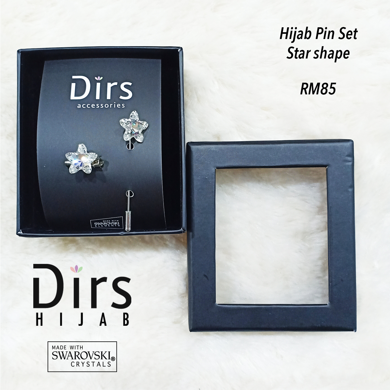 hijab pin set Star shape rm85.jpg