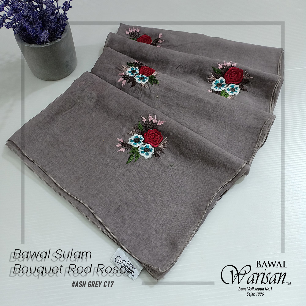 bw sulam bouquet red roses ASH GREY C17.jpg