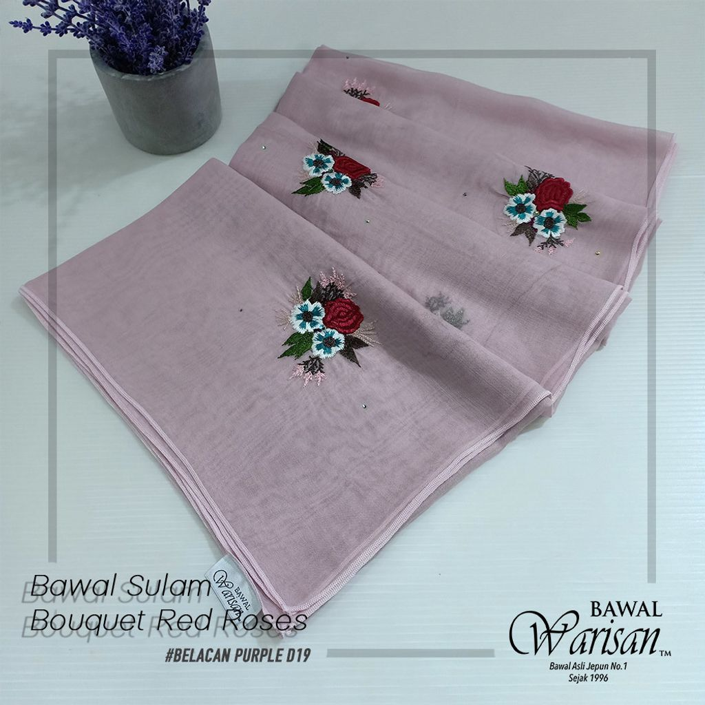 bw sulam bouquet red roses BELACAN PURPLE D19.jpg