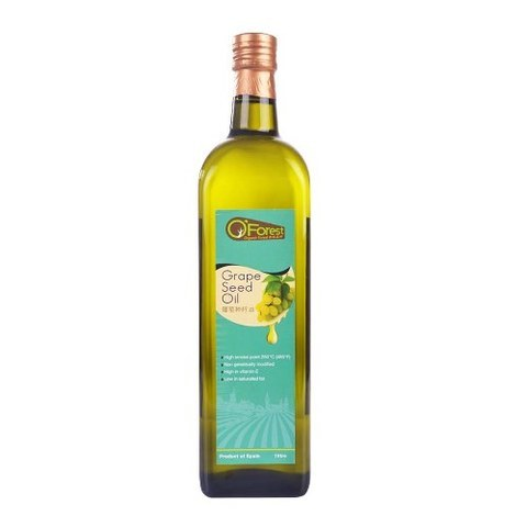 O'FOREST-Grape Seed Oil (1L)