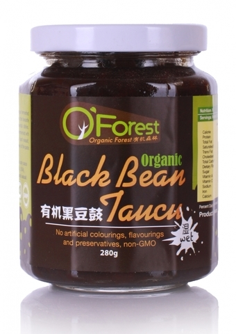O'FOREST-Black Bean Taucu (280g)