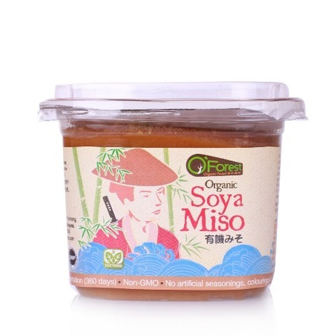 O'FOREST-Soya Miso (500g)