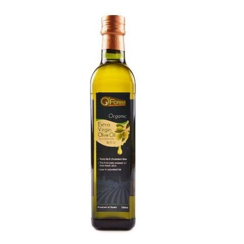 O'FOREST-Organic Extra Virgin Olive Oil (500ml)
