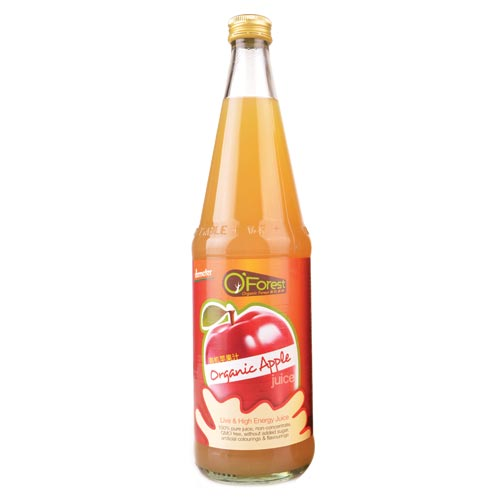 O FOREST-Organic Apple Juice (700ml)