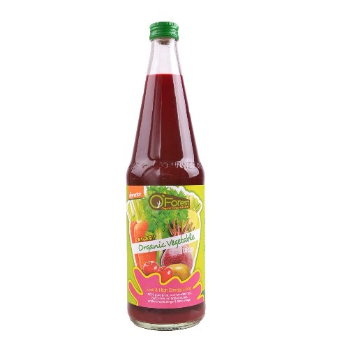 O FOREST-Organic Vegetable Juice (700ml)