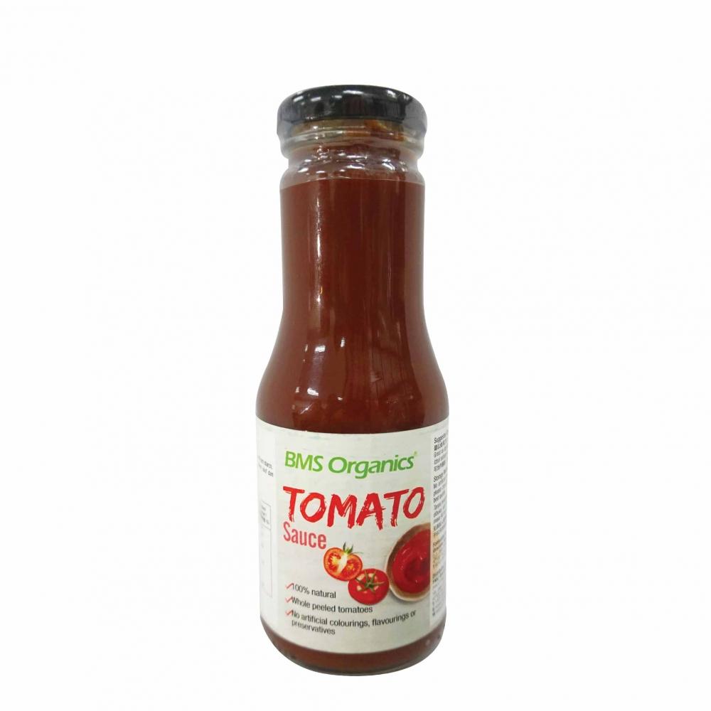BMS ORGANICS-Tomato Sauce (270g)