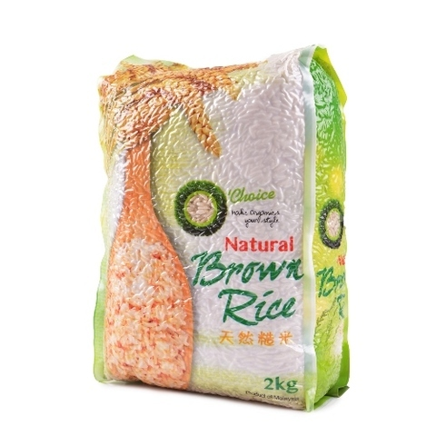 O'CHOICE-Natural Brown Rice (2kg)