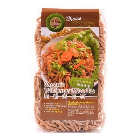O'CHOICE-Wholemeal Noodles (250g)