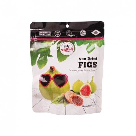 TARLA ECOFARM-Sun Dried Figs (170g)