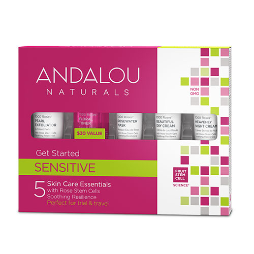 ANDALOU-1000 Roses® Get Started Kit