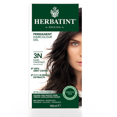 HERBATINT-Dark Chestnut 3N (4oz,118ml)