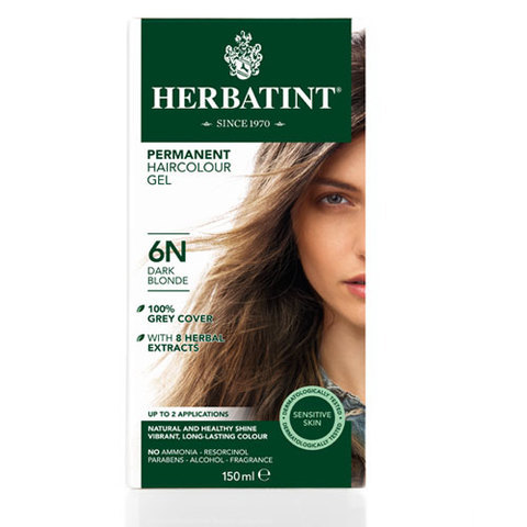 HERBATINT-Dark Blonde 6N (4oz,118ml)