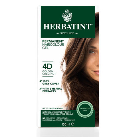 HERBATINT-Golden Chestnut 4D (4oz,118ml)