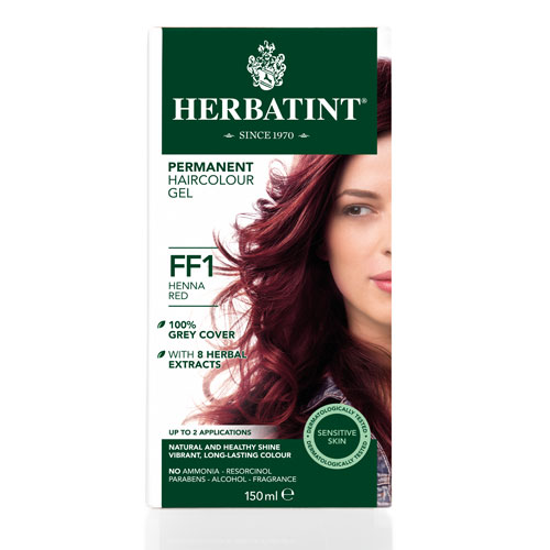 HERBATINT-Henna Red FF1 (4oz,118ml)