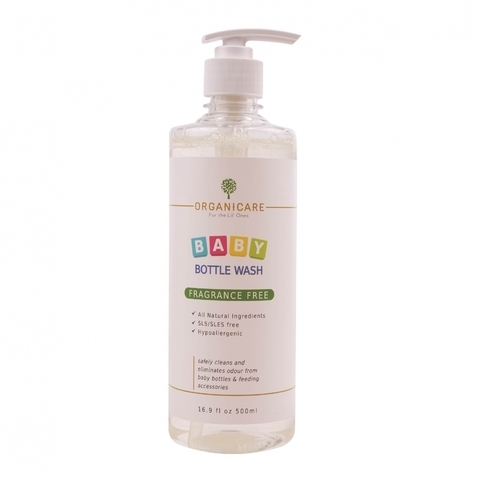 ORGANICARE-Baby Bottle Wash (16.9 fl oz, 500ml)
