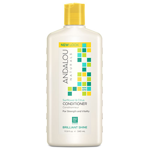 ANDALOU-Sunflower & Citrus Brilliant Shine Conditioner (340ml)