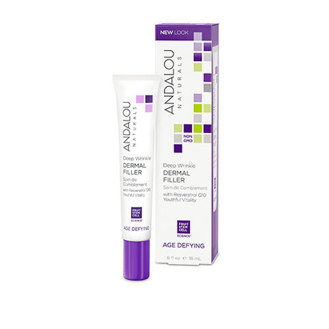 ANDALOU-Deep Wrinkle Dermal Filler (6 fl oz, 18ml)