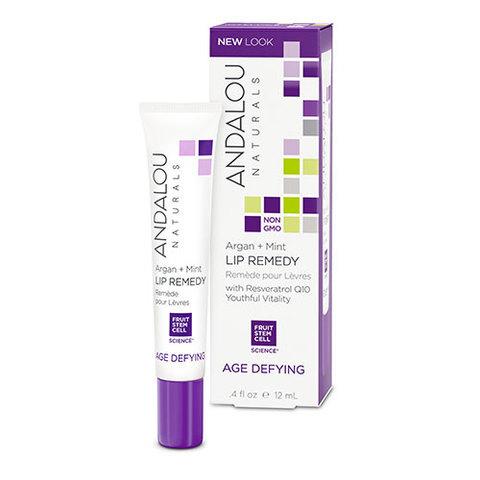 ANDALOU-Argan + Mint Lip Remedy (4 fl oz, 12ml)