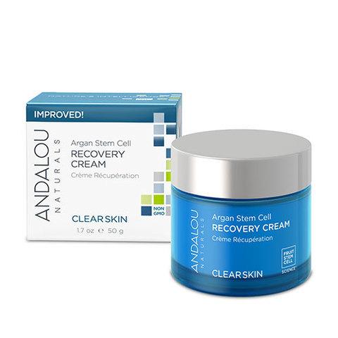 ANDALOU-Argan Stem Cell Recovery Cream (1.7oz, 50g)