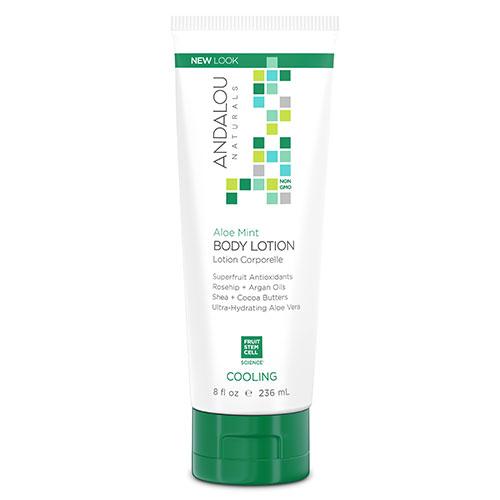 ANDALOU-Aloe Mint Cooling Body Lotion (236ml)