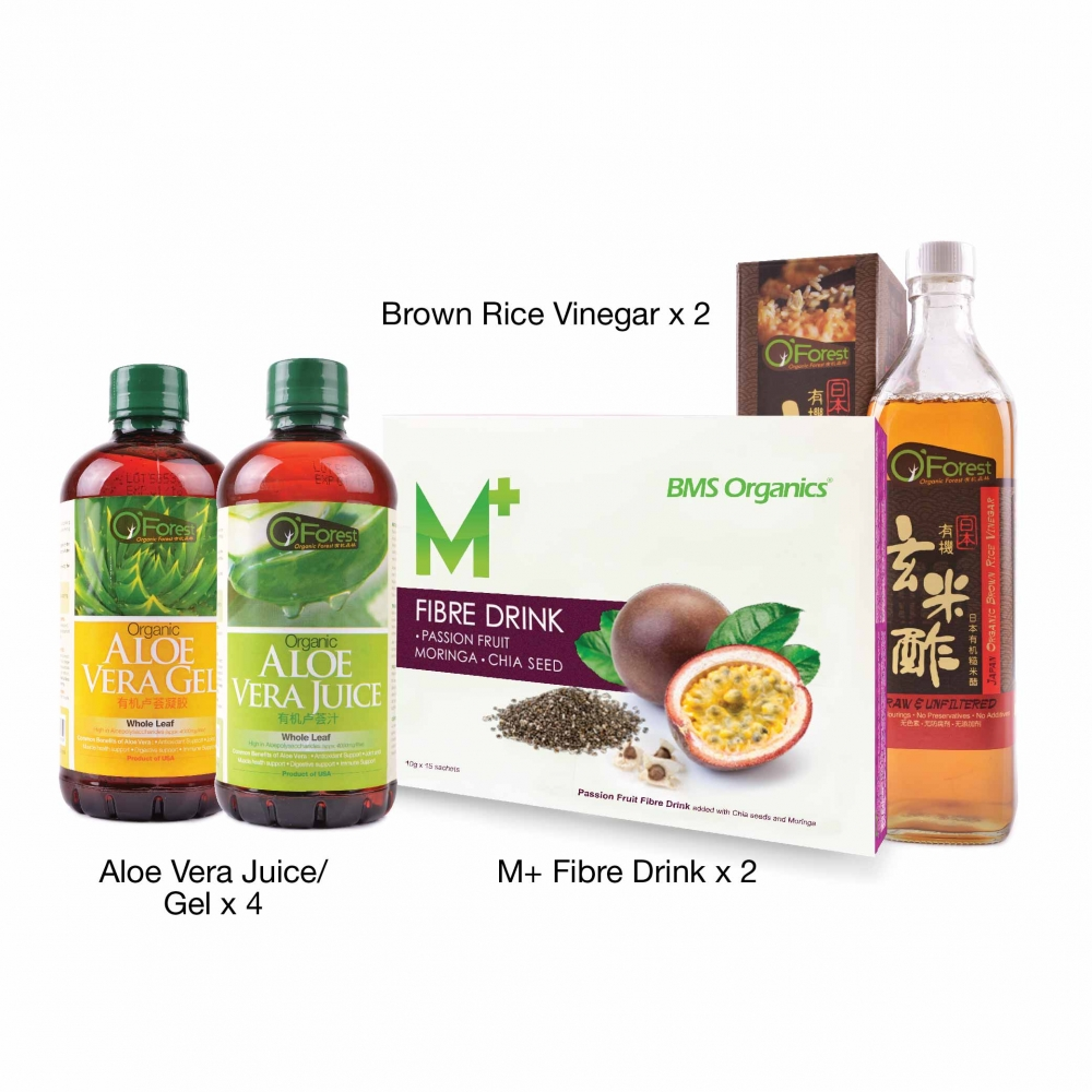 BMS ORGANICS-Slimming Set