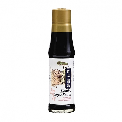 O'FOREST-Kombu Soya Sauce (150ml)