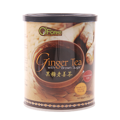 O'FOREST-Ginger Tea with Brown Sugar (Concentrated)(500g)