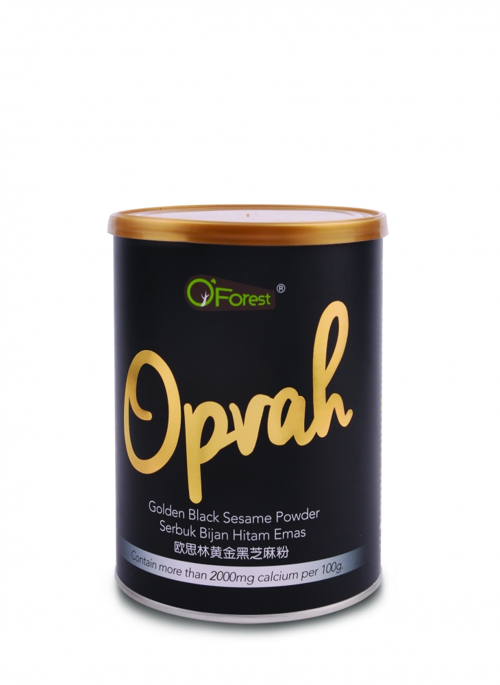 O'FOREST-Oprah Golden Black Sesame Powder (300g) [S]