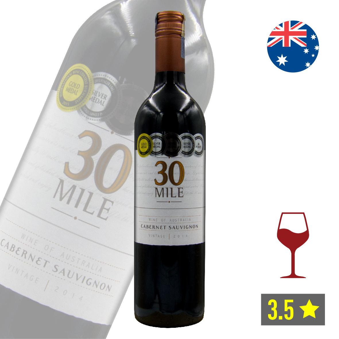 17-30 MILE CABERNET SAUVIGNON 2014-Australia-01.jpg