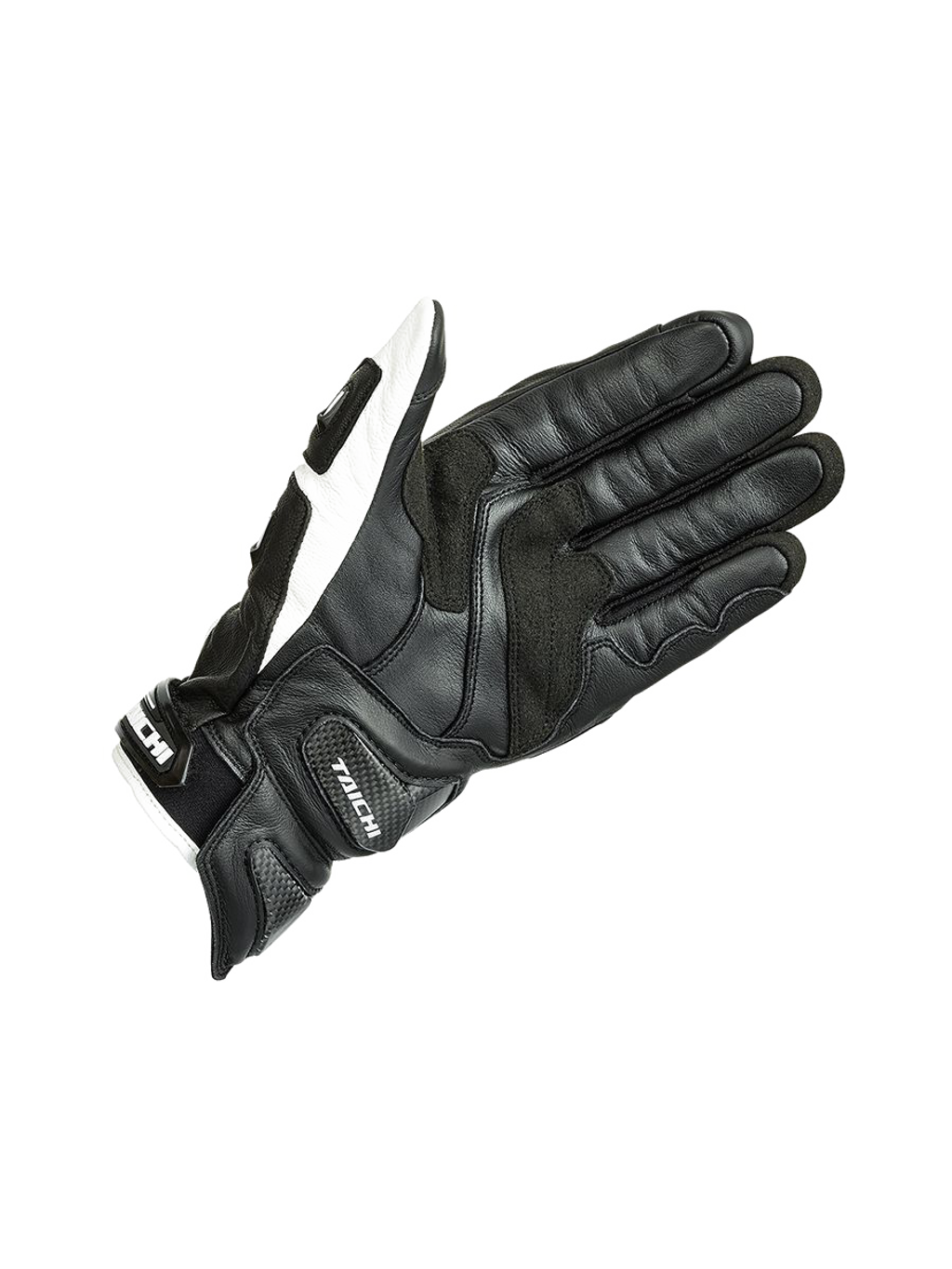 18 RS TAICHI RST441 RAPTOR LEATHER GLOVE white black (2).png