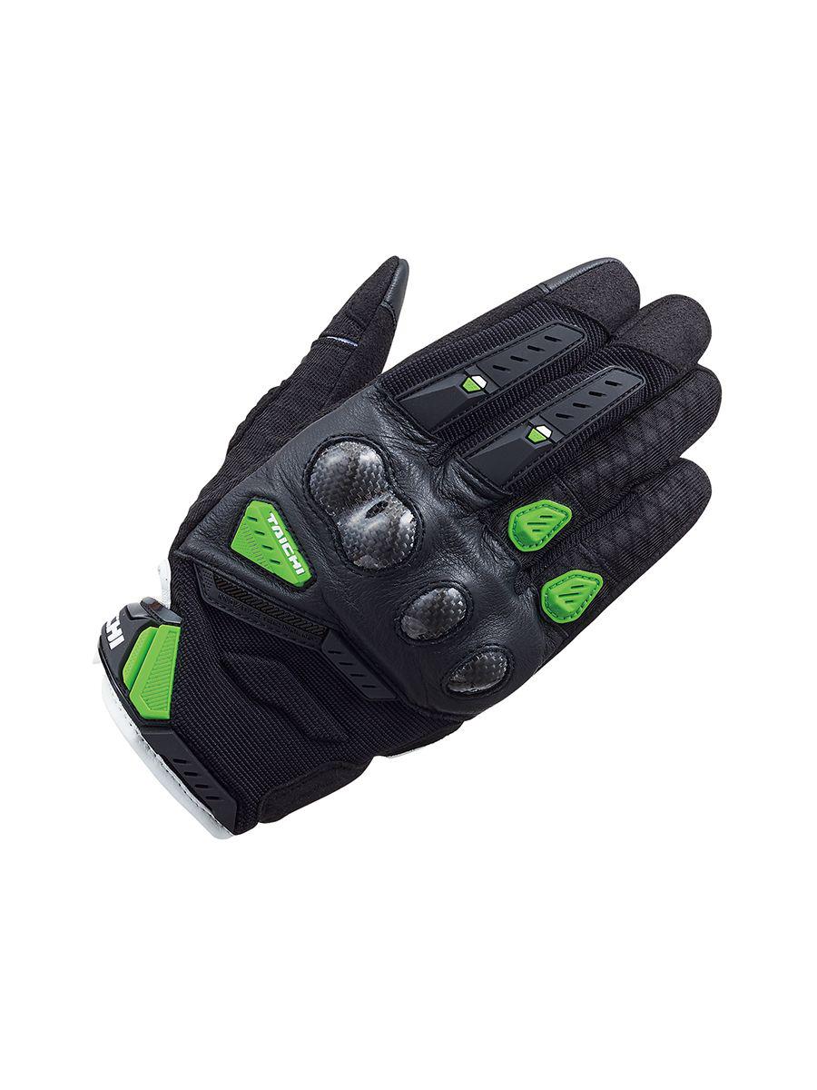 29 RS TAICHI RST444 VELOCITY MESH GLOVE black green.png
