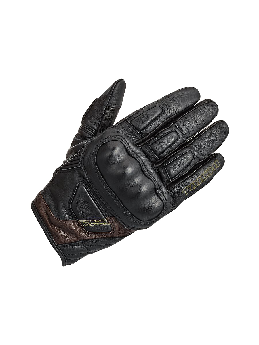36 RS TAICHI RST445 STEALTH LEATHER GLOVE black brown.png
