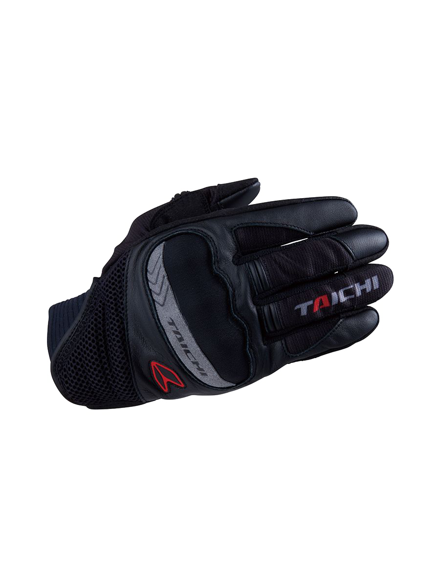 41 RS TAICHI RST446 SCOUT MESH GLOVE black red.png
