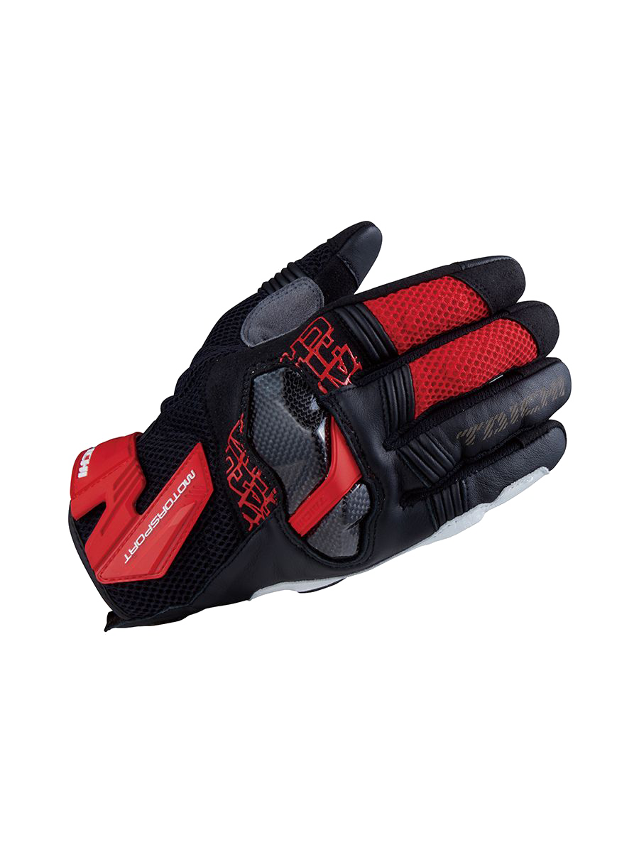58 RS TAICHI RST448 ARMED MESH GLOVE red.png
