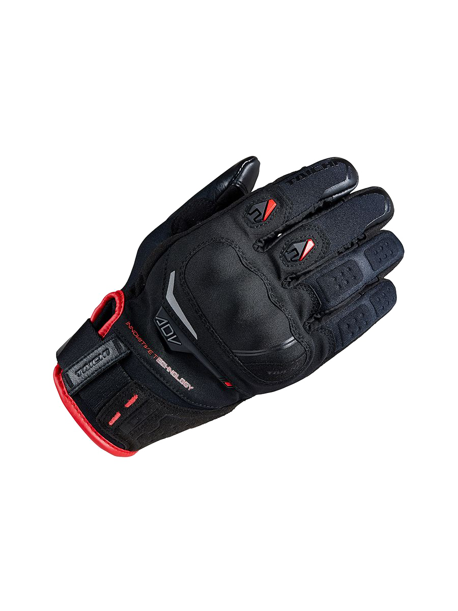 70 RS TAICHI RST451 DRYMASTER COMPASS GLOVE black red.png