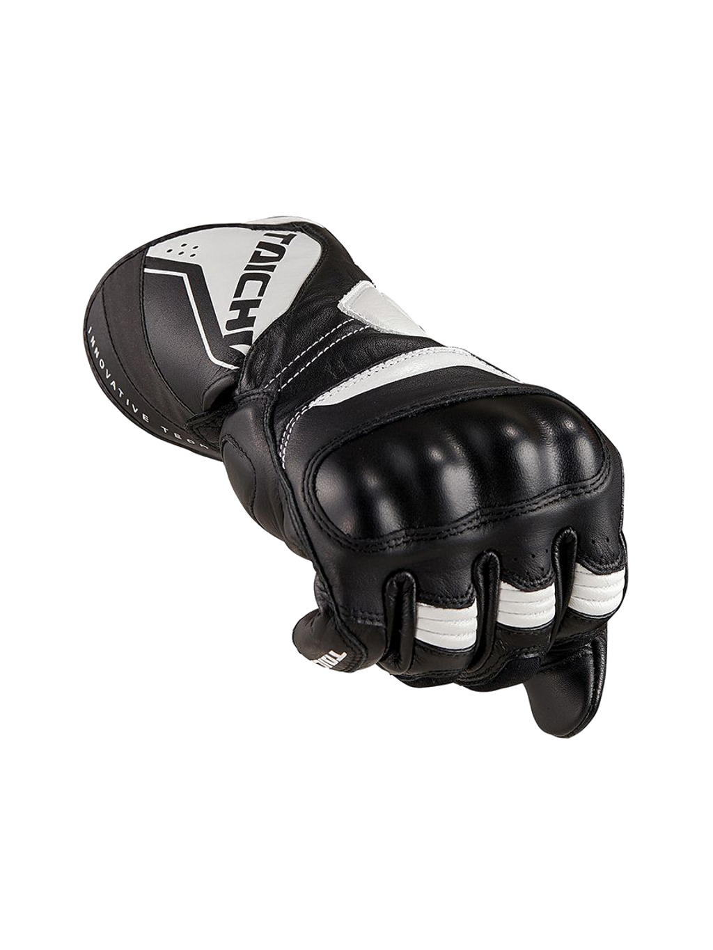 75 RS TAICHI RST453 CORSA LEATHER GLOVE black white (2).png