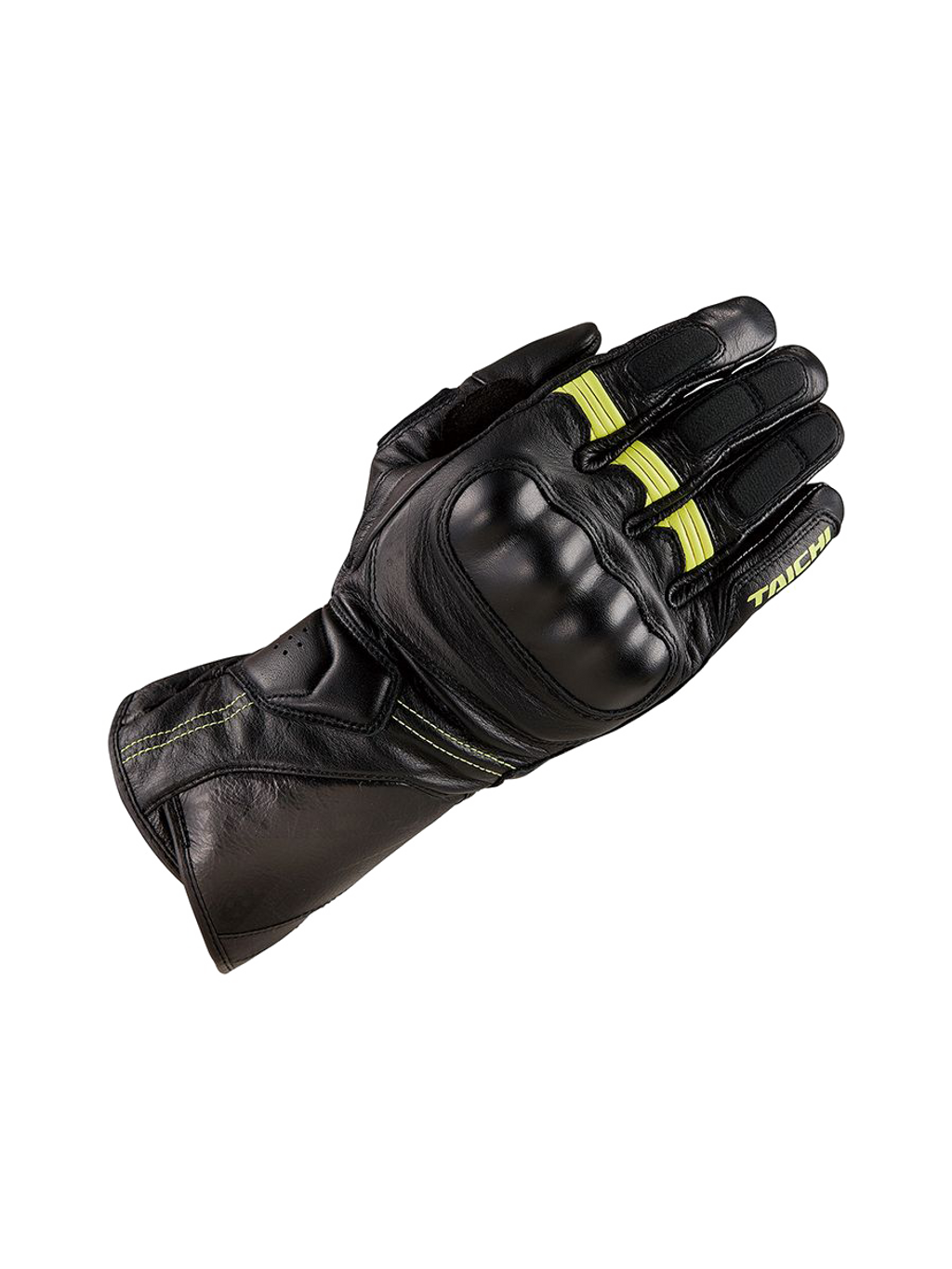 72 RS TAICHI RST453 CORSA LEATHER GLOVE black neon.png