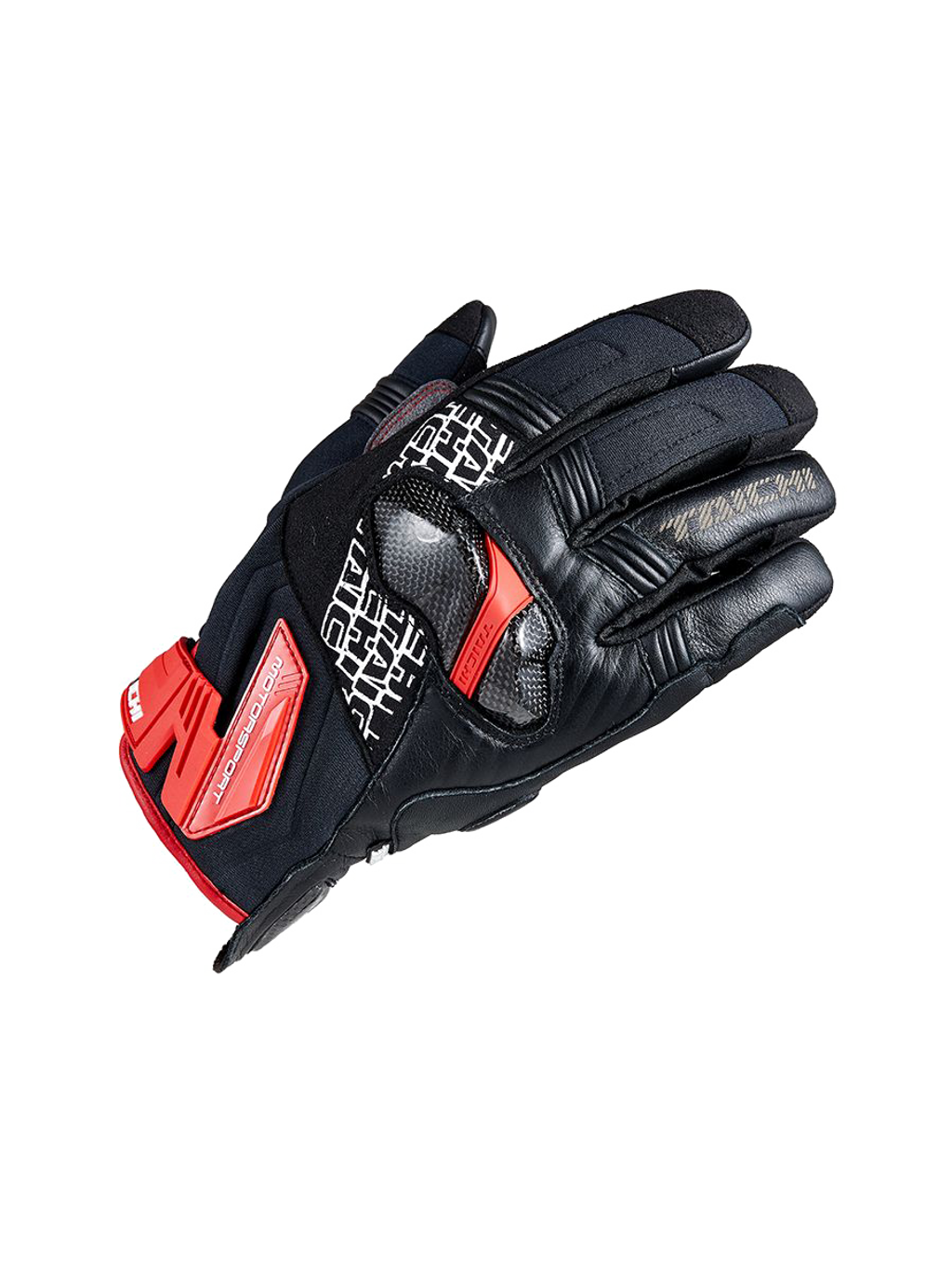 35 RS TAICHI RST635 ARMED WINTER GLOVE red.png