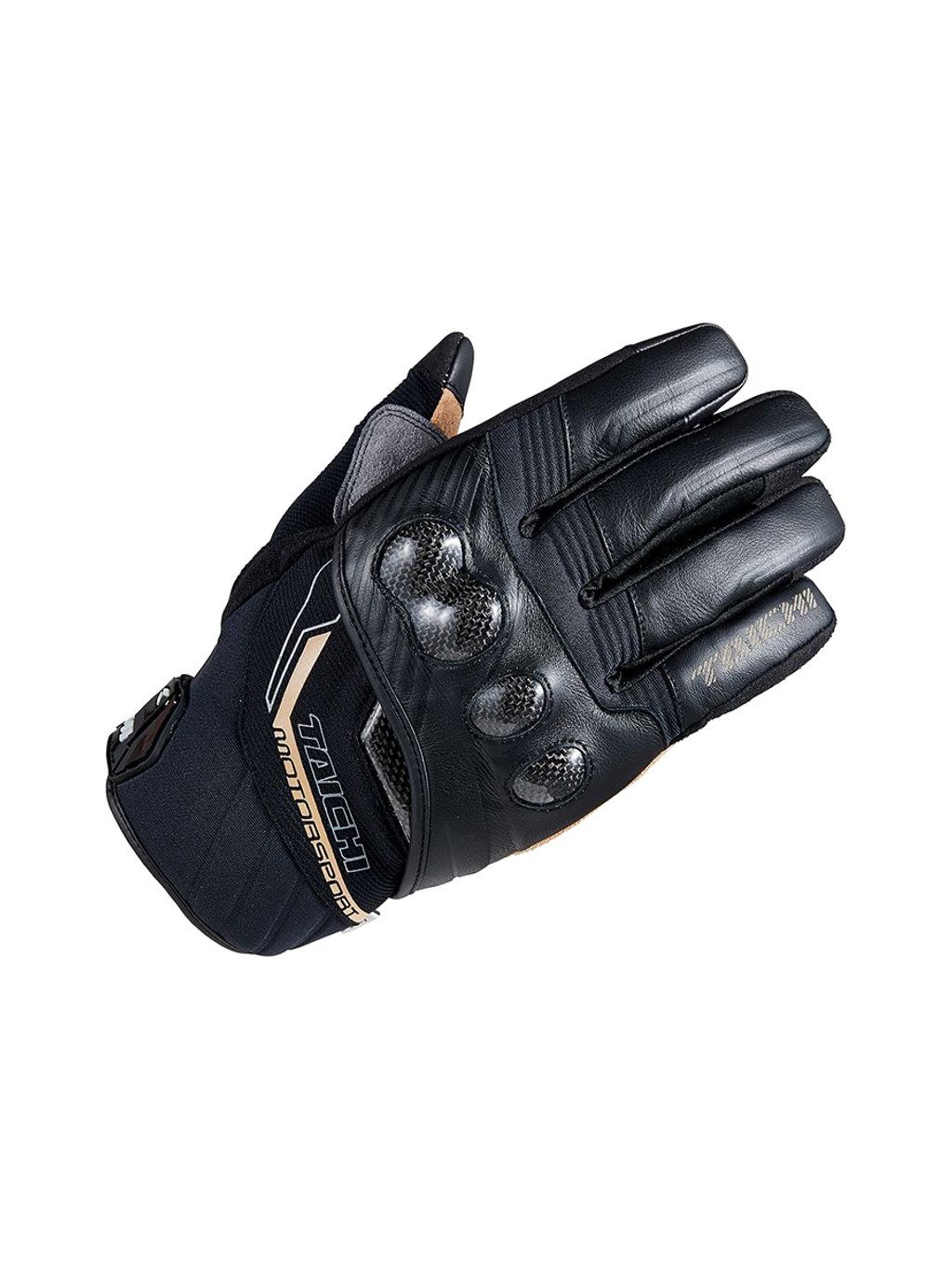 36 RS TAICHI RST636 CARBON WINTER GLOVE black gold.png
