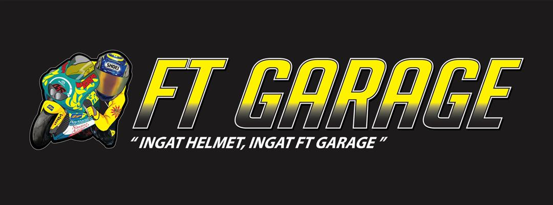 FT GARAGE RACING OUTLET - kedai helmet