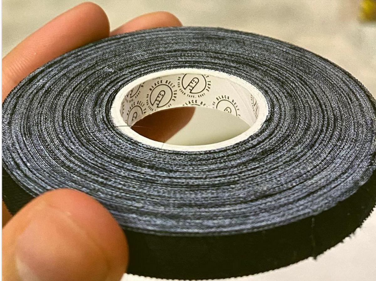 Black Belt Tape Journey So Far (Part 1)