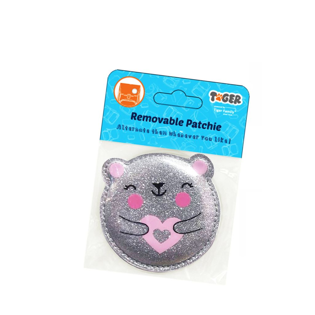 Silver mouse with pink heart.jpg