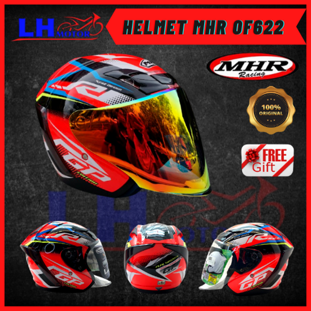 HELMET MHR OF622 YAMAHA RED 1.png