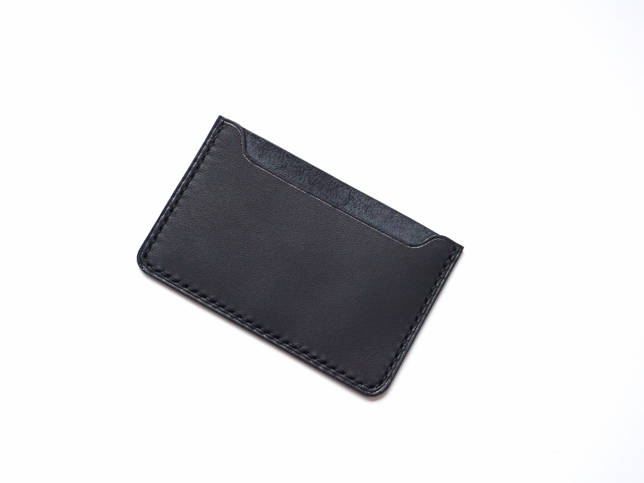 Single Card Holder - Black.jpg