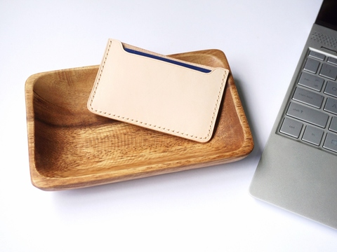 Single Card Holder - Natural (1).jpg