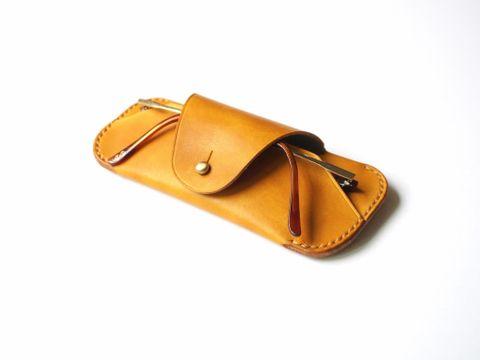 Sunglasses case - Yellow ochre (5).jpg