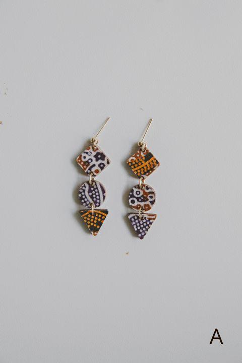 Niah+Co Batik Wooden Earrings -A.jpg