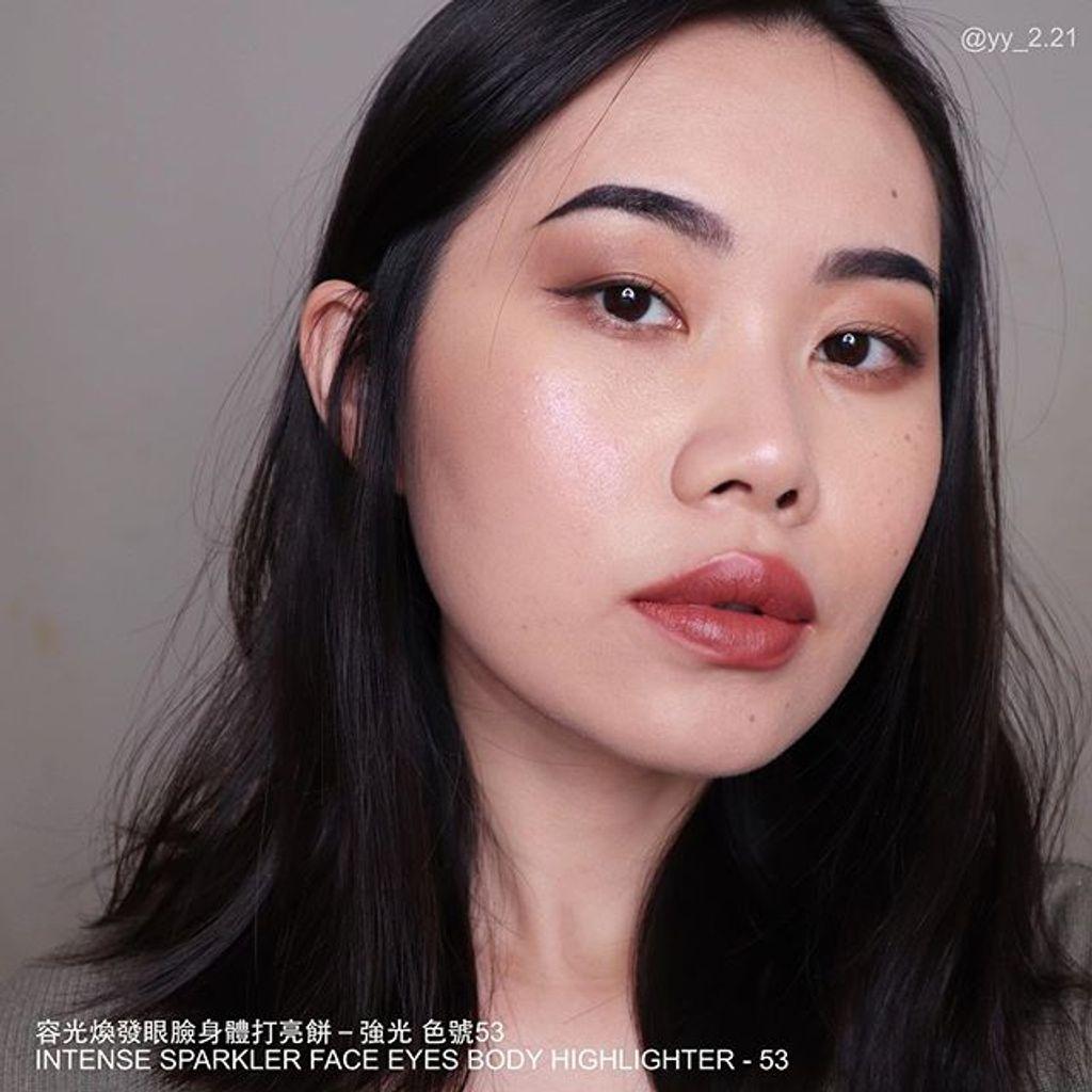 靠櫃試色的大好機會!!- make up by 廢元子