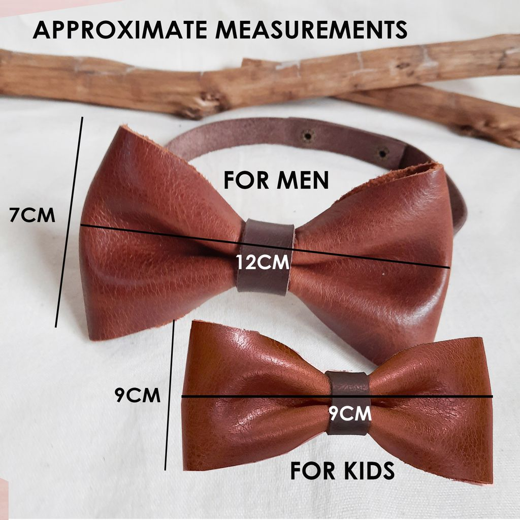 LA01 LEATHER BOW TIE DETAILS FOR MEN AND KIDS.jpg