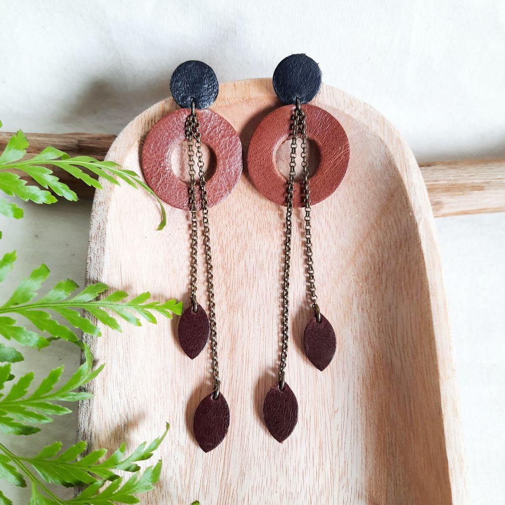 KE25 Circle Drop Leaves Earrings 12.jpg